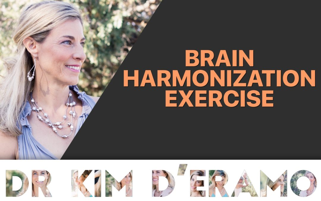 Brain Harmonization Exercise