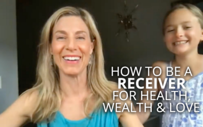 How to Be a RECEIVER for Health, Wealth, and Love